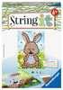 String it Mini: Rabbit Malen und Basteln;Bastelsets - Ravensburger