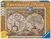 Antike Weltkarte Puzzle;Erwachsenenpuzzle - Ravensburger