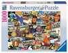 En Route ! Puzzles;Puzzles pour adultes - Ravensburger