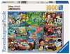 Disney Pixar Collection: Disney-Pixar Movies Jigsaw Puzzles;Adult Puzzles - Ravensburger
