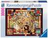 Vintage Games Jigsaw Puzzles;Adult Puzzles - Ravensburger