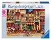 Rues française Puzzles;Puzzles pour adultes - Ravensburger