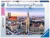 MONACHIUM 1000 EL Puzzle;Puzzle dla dorosłych - Ravensburger