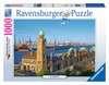 HAMBURG 1000EL Puzzle;Puzzle dla dorosłych - Ravensburger