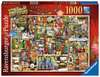 Colin Thompson: the christmas cupboard Puzzels;Puzzels voor volwassenen - Ravensburger