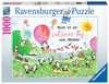 Ein toller Tag zum Abheben Puzzle;Erwachsenenpuzzle - Ravensburger