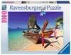 KARAIBSKA PLAŻA 1000 EL Puzzle;Puzzle dla dorosłych - Ravensburger