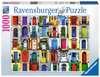 DRZWI DO ŚWIATA 1000 EL Puzzle;Puzzle dla dorosłych - Ravensburger