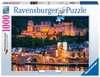 WIECZÓR W HEIDELBERG 1000 EL Puzzle;Puzzle dla dorosłych - Ravensburger