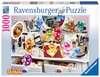 Gelinis im Schönheitssalon Puzzle;Erwachsenenpuzzle - Ravensburger