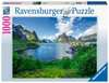 Auf den Lofoten Puzzle;Erwachsenenpuzzle - Ravensburger