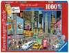 New York Jigsaw Puzzles;Adult Puzzles - Ravensburger
