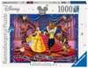 Puzzle 1000 p - La Belle et la Bête (Collection Disney) Puzzle;Puzzle adulte - Ravensburger