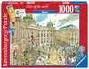 Fleroux - Wenen, cities of the world Puzzels;Puzzels voor volwassenen - Ravensburger