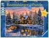 Weiße Weihnachten Puzzle;Erwachsenenpuzzle - Ravensburger