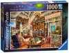 The Fantasy Bookshop, 1000pc Puzzles;Adult Puzzles - Ravensburger