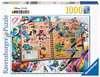 Disney Scrapbook Jigsaw Puzzles;Adult Puzzles - Ravensburger
