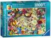 Perplexing Puzzles - Make it Medley, 1000pc Puzzles;Adult Puzzles - Ravensburger