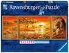 PIĘKNO AFRYKI TRYPTYK 1000 EL Puzzle;Puzzle dla dorosłych - Ravensburger
