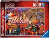 The Sights of London, 1000pc Puzzles;Adult Puzzles - Ravensburger