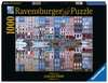 Reflets sur le port de Honfleur Puzzles;Puzzles pour adultes - Ravensburger