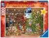 PRZYGOTOWANIA DO BOŻEGO NARODZENIA 1000EL Puzzle;Puzzle dla dorosłych - Ravensburger