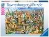 World Landmarks Jigsaw Puzzles;Adult Puzzles - Ravensburger