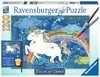 Glückliches Einhorn Puzzle;Erwachsenenpuzzle - Ravensburger