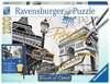 Goldenes Paris Puzzle;Erwachsenenpuzzle - Ravensburger