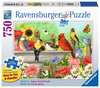 Bathing Birds Jigsaw Puzzles;Adult Puzzles - Ravensburger