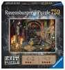 EXIT-ZAMEK RYCERSKI 759 EL Puzzle;Puzzle dla dorosłych - Ravensburger