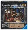 Escape Puzzle 759pc Space Observatory Puslespil;Puslespil for voksne - Ravensburger