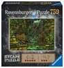 Escape puzzle - El templo Puzzles;Puzzle Adultos - Ravensburger