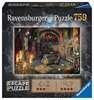 Escape puzzle - Kasteel van de vampier Puzzels;Puzzels voor volwassenen - Ravensburger