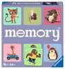 Wild World of Animals memory® Spill;Barnespill - Ravensburger