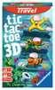 Tic Tac Toe 3D Giochi;Travel games - Ravensburger
