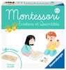 Montessori - Ecriture et quantités Jeux éducatifs;Premiers apprentissages - Ravensburger
