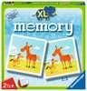 Mein erstes XL memory® Tiere Spiele;Kinderspiele - Ravensburger