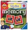 Fireman Sam Mein erstes memory® Spiele;Kinderspiele - Ravensburger