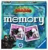 Dragons 3 memory® Spil;Børnespil - Ravensburger