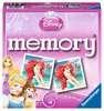 Disney Princess memory® Spiele;Kinderspiele - Ravensburger