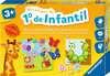 Mis juegos de 1º de Infantil Juegos;Juegos educativos - Ravensburger