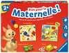 Prêt pour la maternelle ! Jeux éducatifs;Premiers apprentissages - Ravensburger
