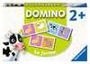 Domino La ferme Jeux éducatifs;Loto, domino, memory® - Ravensburger