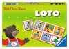 Loto Petit Ours Brun Jeux de société;Jeux enfants - Ravensburger