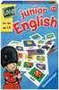 Junior English Hry;Vzdělávací hry - Ravensburger