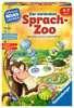 Der verdrehte Sprach-Zoo Lernen und Fördern;Lernspiele - Ravensburger