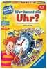 Wer kennt die Uhr? Lernen und Fördern;Lernspiele - Ravensburger