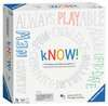 kNOW! Game Games;Family Games - Ravensburger