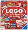 LOGO - Das große Quizspiel der Marken Spiele;Familienspiele - Ravensburger